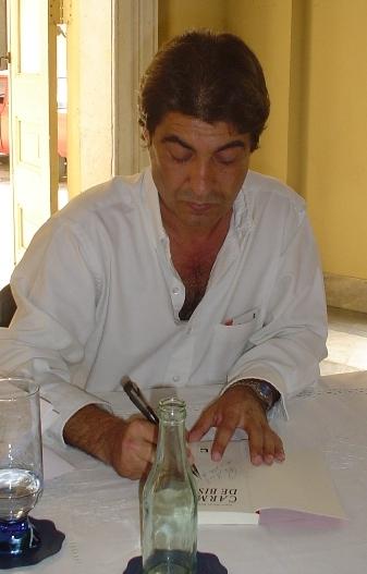Firmando Carmen de Bisset, Santa Clara 2005