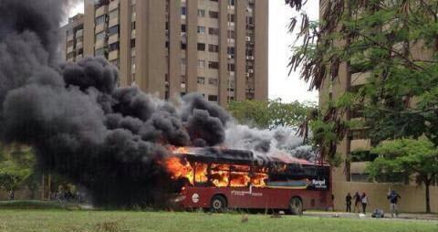 Los servicios públicos son objeto directo de violencia golpista en Venezuela