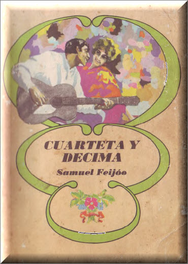 Feijóo, S-Cuarteta y décima portada