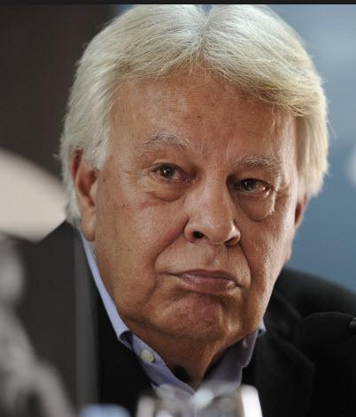 Felipe González abogado de golpistas