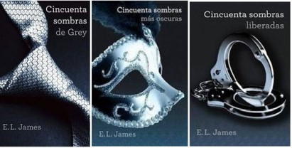 James Cincuenta sombras (saga)