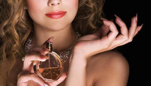 Anuncio de perfume